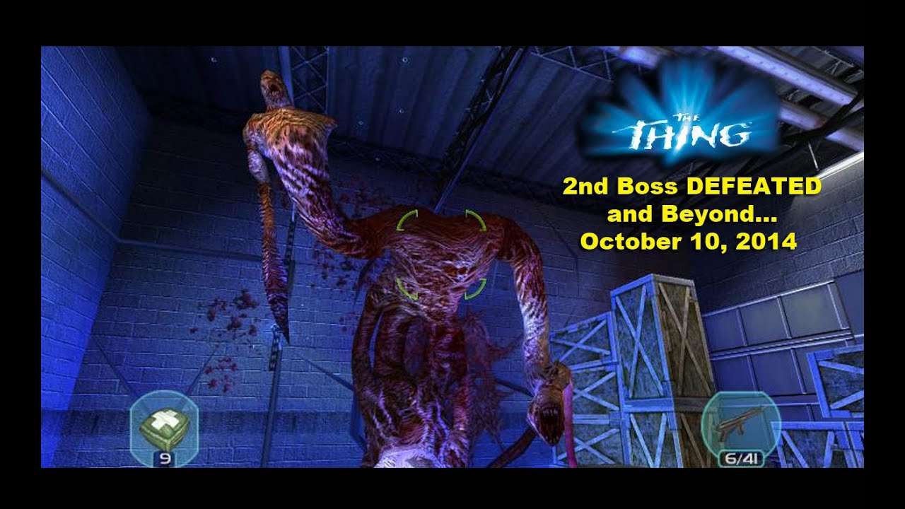 The Thing (2002) (PC) ...