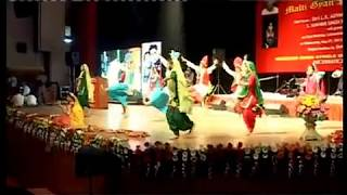 Bhangra  | M and M Public School | Official Video | Sunny Cheema | Sirifort Auditorium