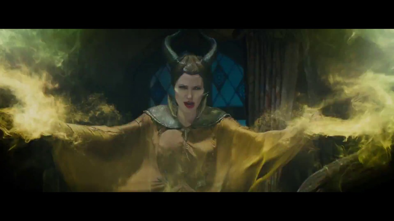 Maleficent Trying To Reverse The Curse Maleficent