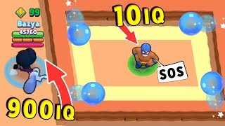 Download Биби 900 IQ vs ЕльПримо 10 IQ !!! Смешные Моменты Brawl Stars #27 Mp3 and Videos