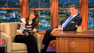 Craig Ferguson 6/3/14D Late Late Show Amanda Peet