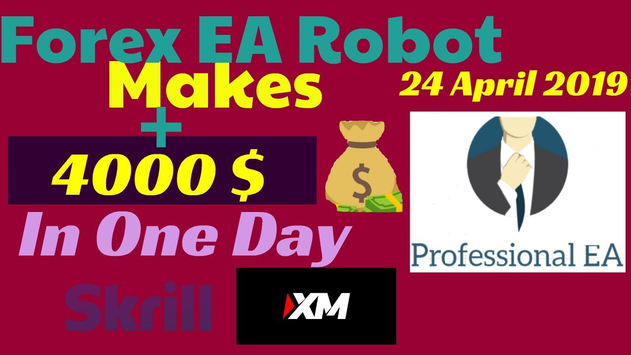 Professional forex ea