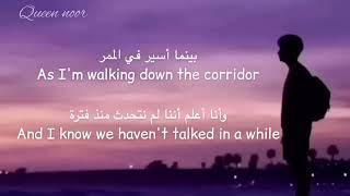 Alec Benjamin-Let Me Down Slowly [Lyrics](اغنيه اجنبيه مشهوره رائعه (مترجمة
