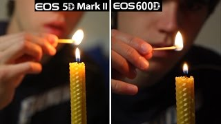 Canon 5D MarkII vs 600D/T3i Video Quality Test(This video compares the video quality of the Canon 5D MarkII and the 600D/T3i., 2014-10-07T20:40:37.000Z)