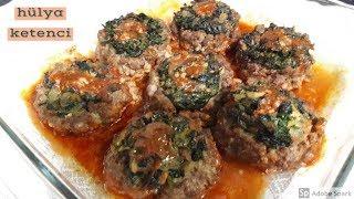Ispanaklı Çanak Köfte Tarifi -Hülya Ketenci - Yemek Tarifleri