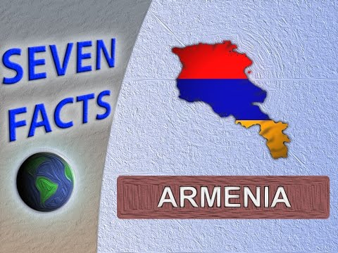 7 Facts about Armenia