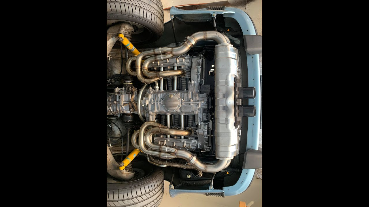 911 Engine Build Summary - 3.0 to 3.5 conversion - EFI with Motec and ITBs
