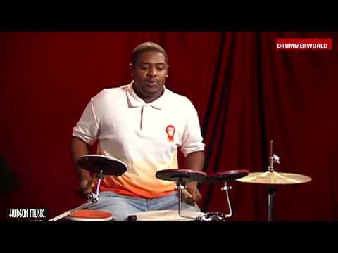 Teddy Campbell Drum Clinic : Incorporate Doubles into the Groove