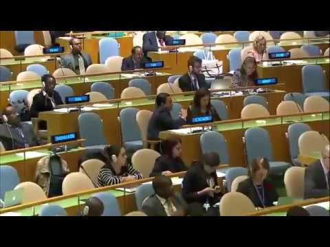 """ICC President to UNGA: """"States' participation in the Court must be maintained and enlarged"""""""
