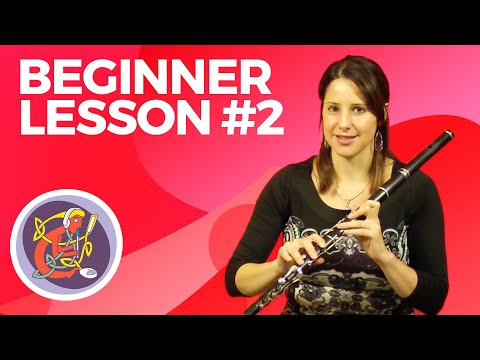 Irish Flute Lesson #2: Learn An Easy Irish Session Tune + The Scale of G