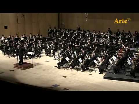 Sejong Wind Orchestra - Pirates of The Caribbean - Arr. J. Wasson