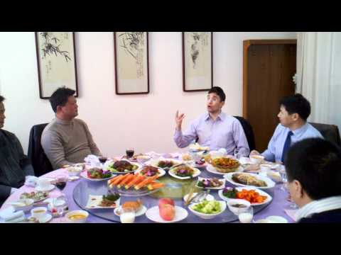 Introducing Jewish Music to Chinese businessmen