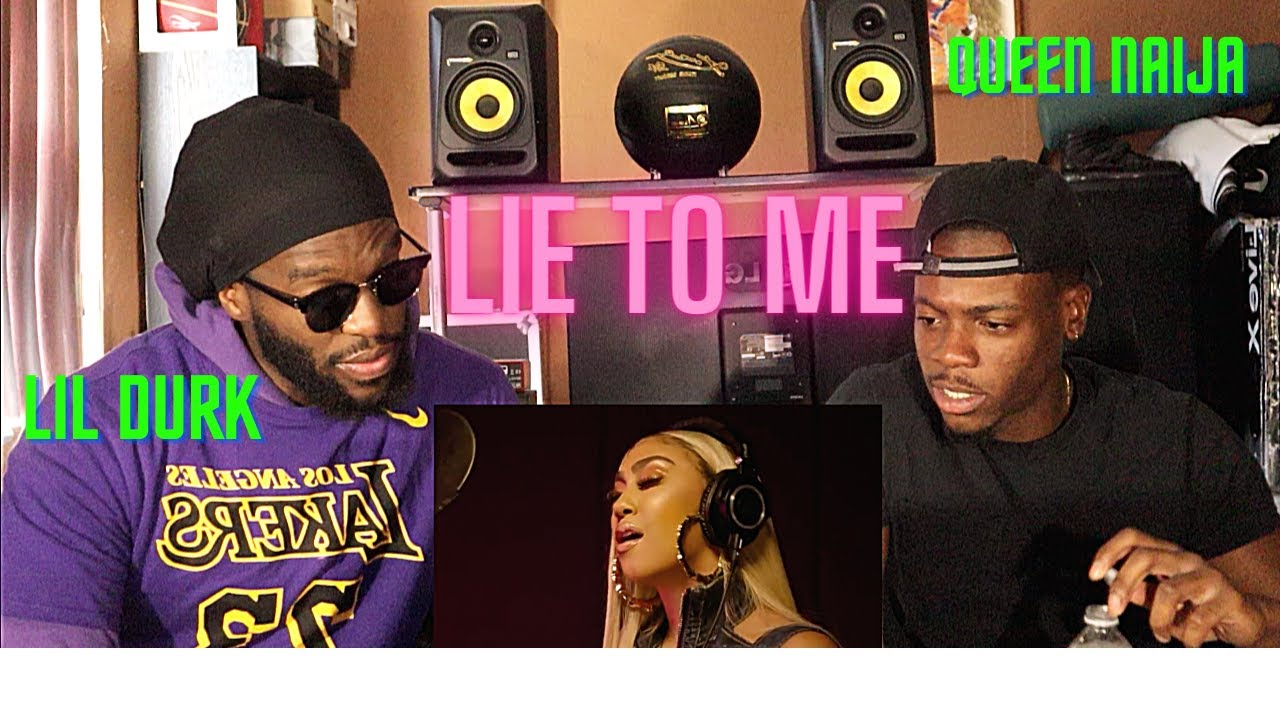 Download Queen Naija - Lie To Me Feat. Lil Durk (Official Video) ft. Lil Durk *BEST REACTION*