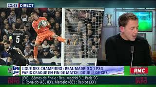 After Foot du mercredi 14/02 – Partie 1/7 - Débrief de Real Madrid/PSG (3-1)