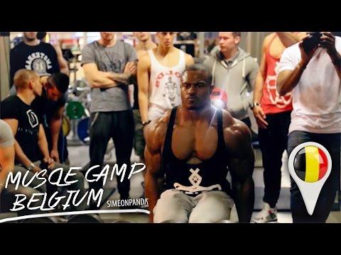 Simeon Panda - Muscle Camp Belgium | Q&A