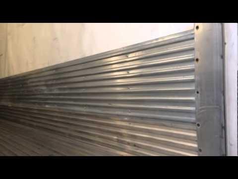 2007 WABASH Painted bottom rails For Sale
