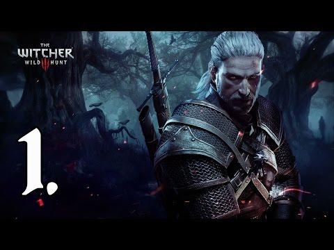 The Witcher 3 végigjátszás (1. rész, magyar felirattal)