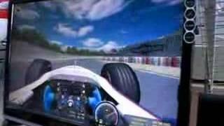 Barcelona rfactor F1 BEST lap ever