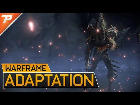Warframe: NEW Tank Mod - Adaptation thumbnail