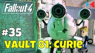 fallout 4 part 35 recruiting curie hole in the wall   bobblehead gameplay walkthrough 1080p