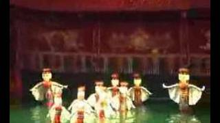 The Hanoi Water Puppet Show (Vietnam)