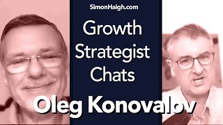 Oleg Konovalov - The Vision Code - Growth Strategist Chats