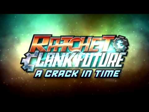 Ratchet And Clank®Future: A Crack In Time - E3 Video