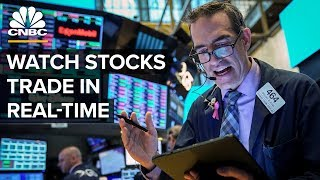 LIVE: Watch stocks trade in real-time -- Tuesday, May 7 2019