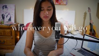 Gambar cover Wherever You Will Go -  The Calling (Danica Reyes Cover)