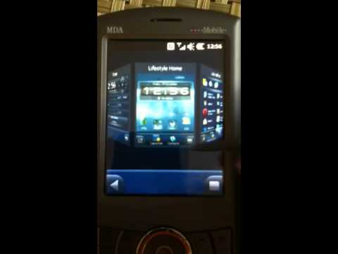 MDA Compact III / HTC P3300 with Windows Mobile 6.5 and SPB