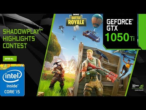 best nvidia settings for fortnite