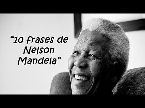10 Frases Celebres E Imperdibles De Nelson Mandela Frases Y
