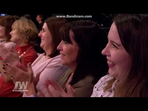 Loose Women with Christine Lampard - Thursday 1st December 2016