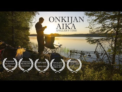 ANGLER'S TIME in Finland  (award carp fishing film) | Sub🇬🇧