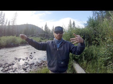 TROUT LEADERS FOR FLY FISHING