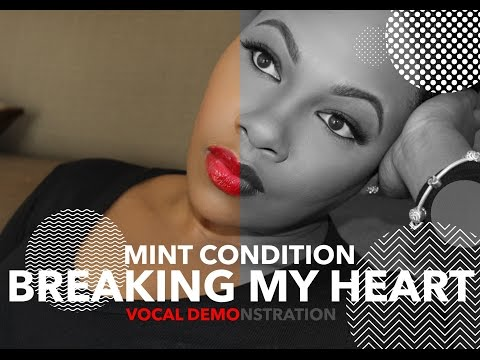 Mint Condition - Breakin' My Heart (Pretty Brown Eyes) (LRenee Cover)