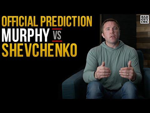 Official Prediction: Valentina Shevchenko vs Lauren Murphy