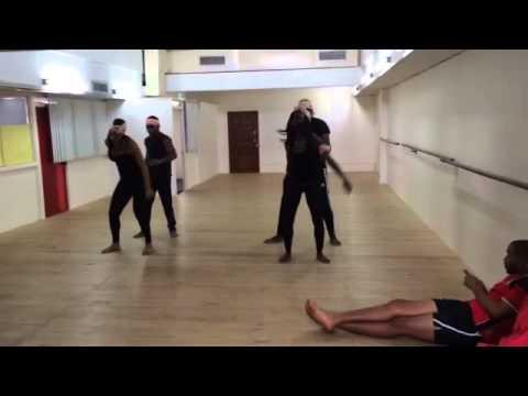 African Dance (Trinidad)