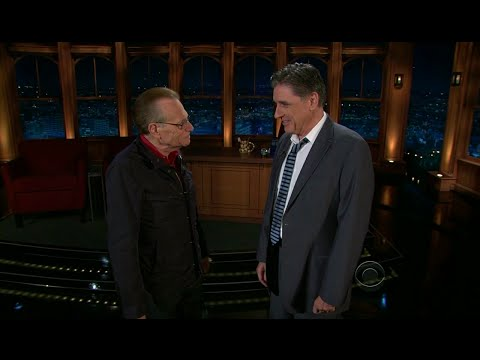 Late Late Show with Craig Ferguson 11/10/2011 Molly Shannon, Michael K  Williams