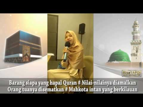 Qoshidah Fadhoilil Quran