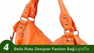 She Shoes & Accessories - Bella Ruby Fashion bags Thumbnail