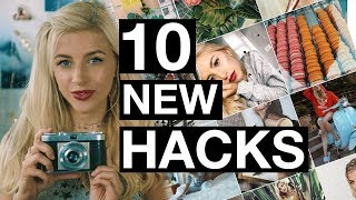 10 New Instagram Hacks For Colorful & Neutral Feed + Camera I use