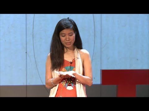Believe in yourself and love what you do | Nhung Tran | TEDxBaDinh