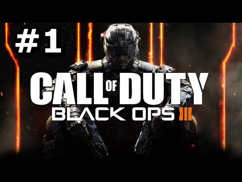 Call Of Duty Black Ops 3 - Campagna - Let's Play ITA (Parte 1) PROLOGO!