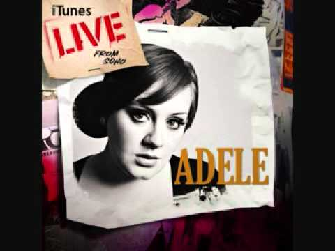 Adele - Chasing Pavements (live from SoHo).mp4