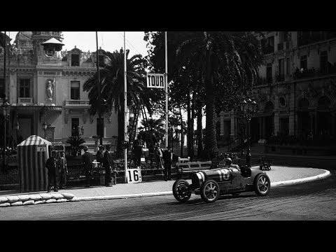 1930 April 6th - The Second Monaco Grand Prix.