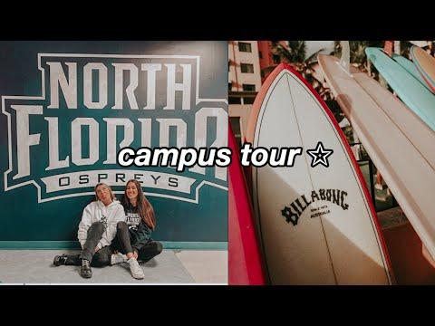 Univ Of North Fl | Campus Tour