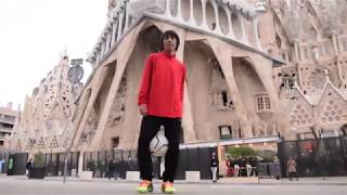 PUMA 新スパイク FUTURE × Freestyle Football  in Spain