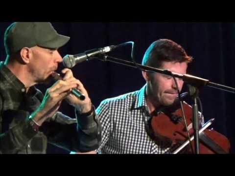 Kevin Crawford, Patrick Doocey & Colin Farrell Opening Set Portarlington Celtic Festival June 2017