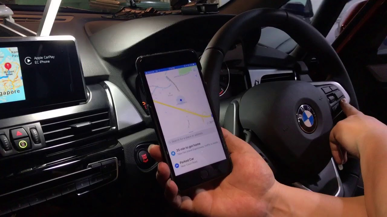 Bmw I3 Apple Carplay Retrofit